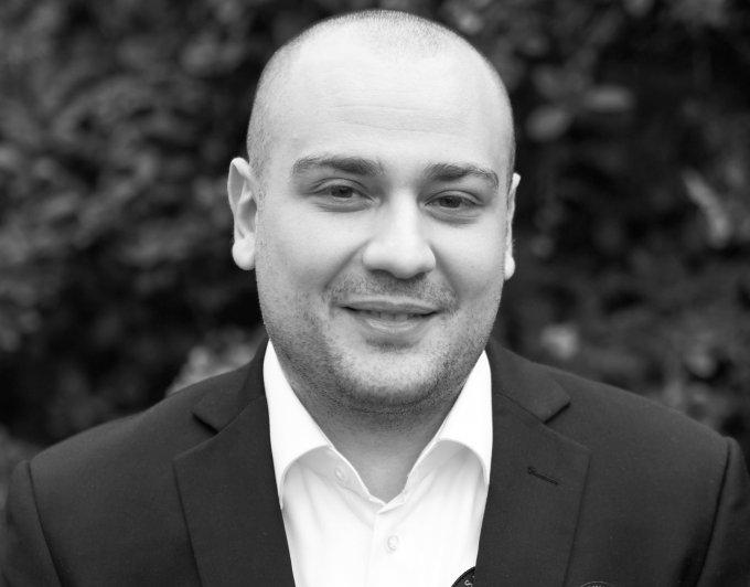 Elias Chamoun, lärare