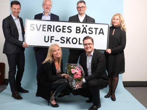 Procivitas blev utsedd till sveriges bästa uf-skola 2018