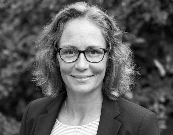 Maria Lafrenz, biträdande rektor